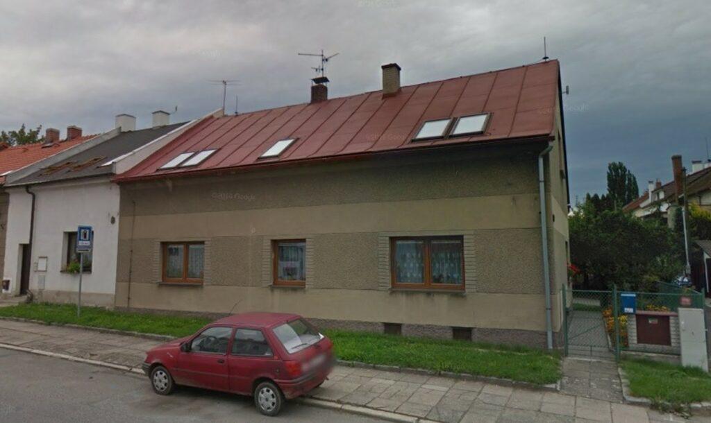 Nátěr plechové střechy Nové Město nad Metují