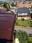 Nátěr plechové střechy Trutnov
