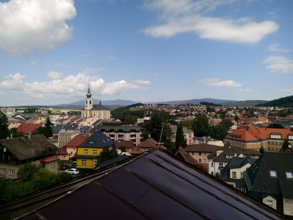 Nátěry střech a fasád