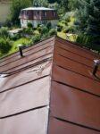 Nátření plechové střechy Trutnov