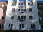 Čištění fasády domov důchodců Náchod