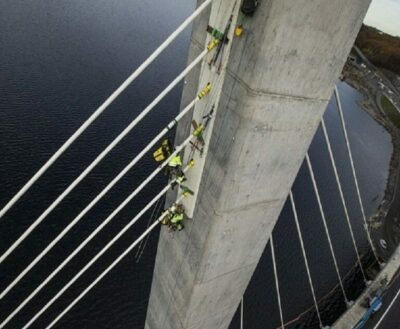 Výškové - hlubinné práce - stavební práce ve výškách