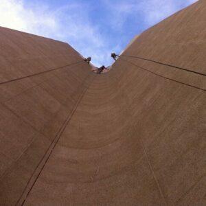 Stavební práce ve výškách